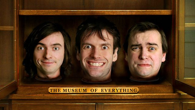 Image for The Museum of Everything