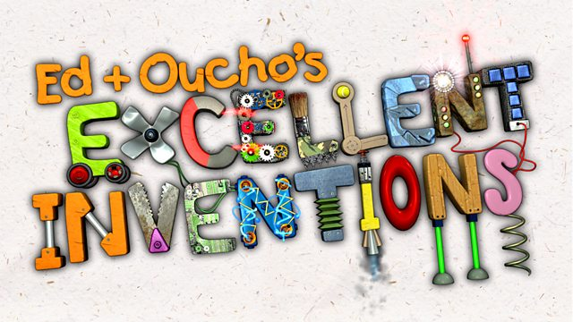 Image for Ed and Oucho's Excellent Inventions