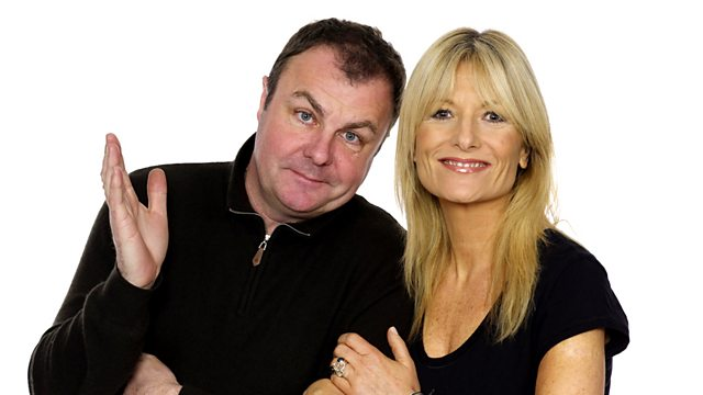 Image for The Breakfast Show with Gaby Roslin and Paul Ross