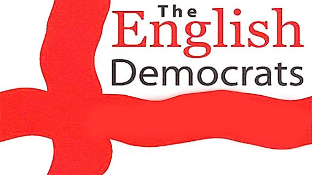 Image for Party Election Broadcasts: English Democrats