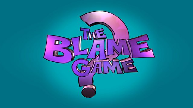 Image for Blame Game