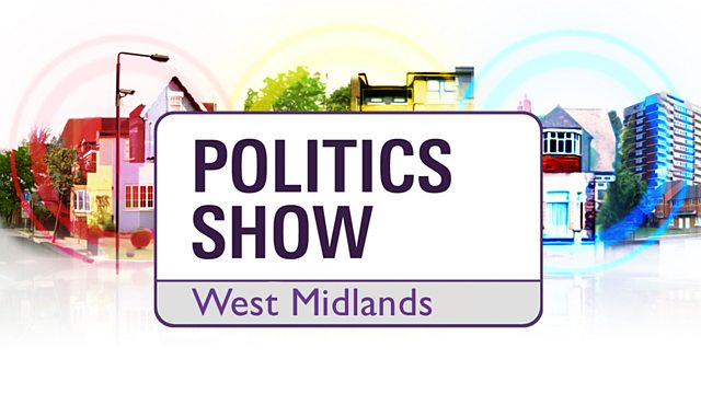Image for The Politics Show West Midlands