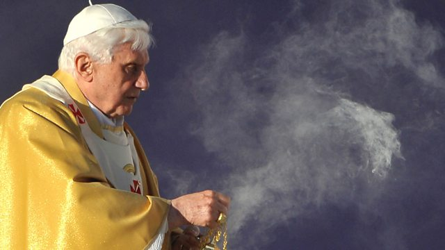 Image for Pope Benedict XVI visit