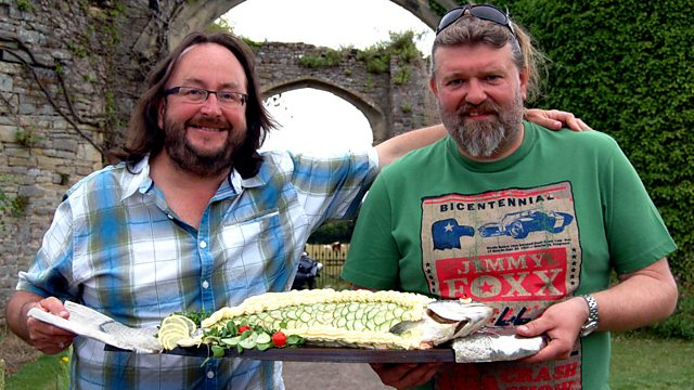 Image for The Hairy Bikers: Mums Know Best