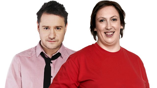 Image for Miranda Hart and Jon Holmes
