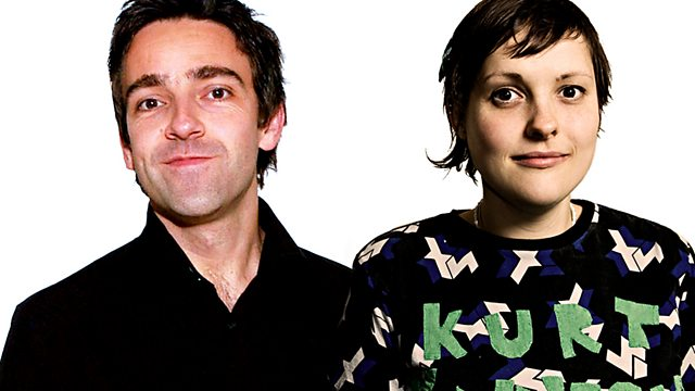 Image for Andrew Collins and Josie Long
