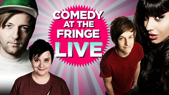 Image for Comedy At The Fringe