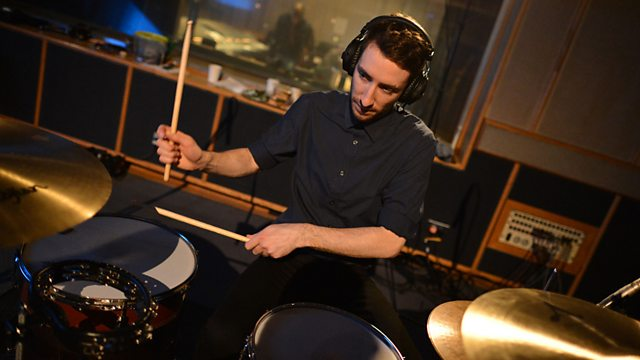 New Desert Blues in session at Maida Vale