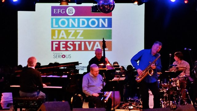 Image for Jazz in the Round at the 2013 London Jazz Festival