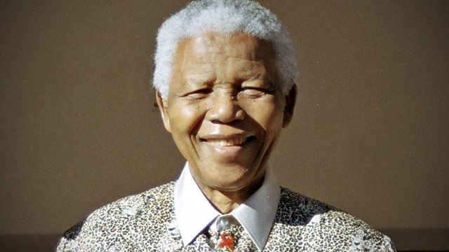 Image for A Celebration of Nelson Mandela