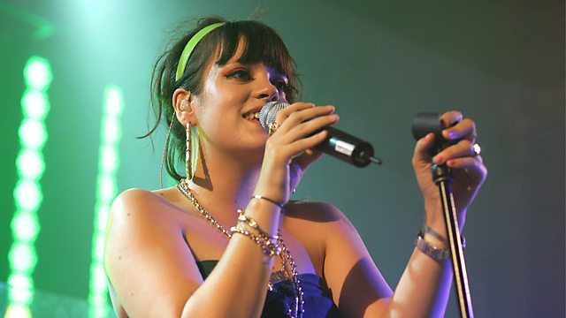 Lily Allen Back On Top!