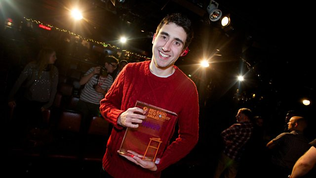 Steve Bugeja wins the BBC Radio New Comedy Award 2013