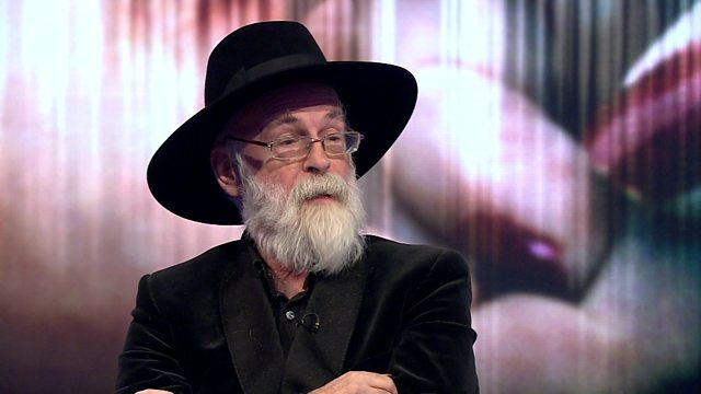 Dementia: Terry Pratchett 'angry' with government