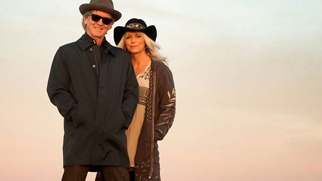 Image for Emmylou Harris and Rodney Crowell in concert