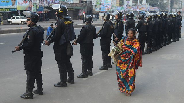 Image for Reflections from Dhaka: a City Under Siege