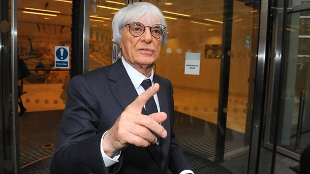 Labour MP calls for inquiry into Bernie Ecclestone's finances