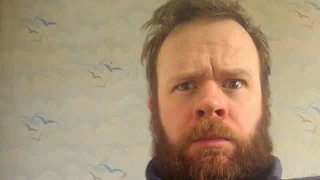 BBC Radio Leicester - Jonathan Lampon, 07/02/2014, George Rygold