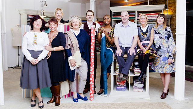 Image for The Great British Sewing Bee
