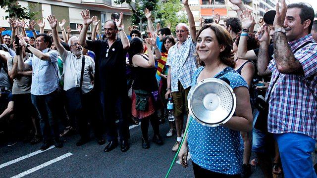 Image for Spain: Ada Colau