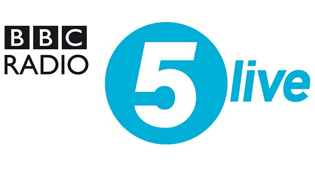 As BBC Radio 5 live - 22/07/2017