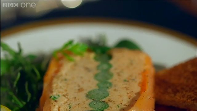 Salmon And Asparagus Terrine Recipe Bbc Food