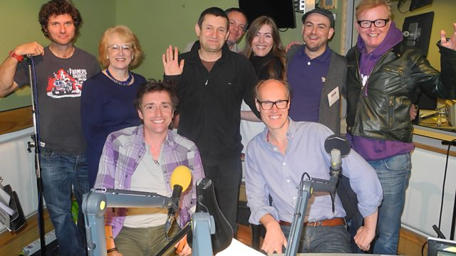Richard On The Chris Evans Breakfast Show Thurs. 7 May