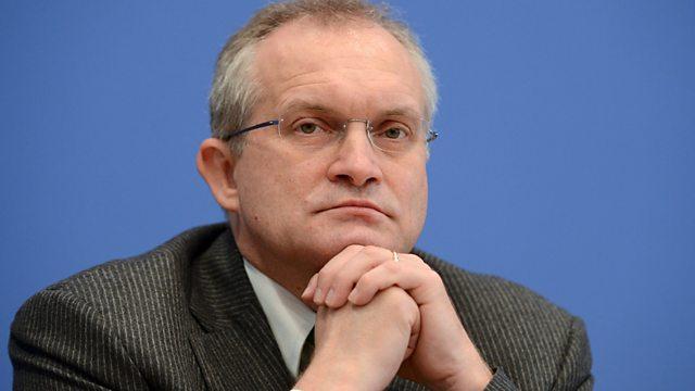 BBC World Service - Hardtalk, Chair, German Council of Economic Experts - Christoph Schmidt - p01zxn0t