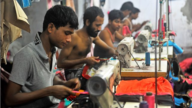 Image for High St Fashion: Weaving New Threads