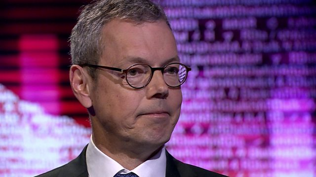 Peter Bofinger - Member of the German Council of Economic Experts - p026sflw
