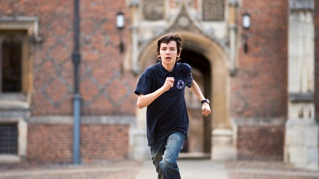X+Y interviews with Asa Butterfield and Rafe Spall