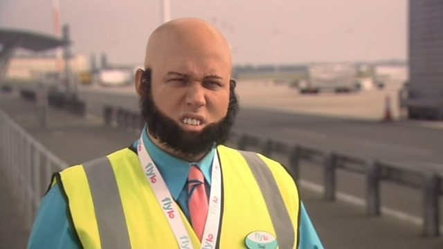Come Fly With Me Bbc 1 Quotes: Come Fly With Me, Episode 6, FlyLo's Ground Crew