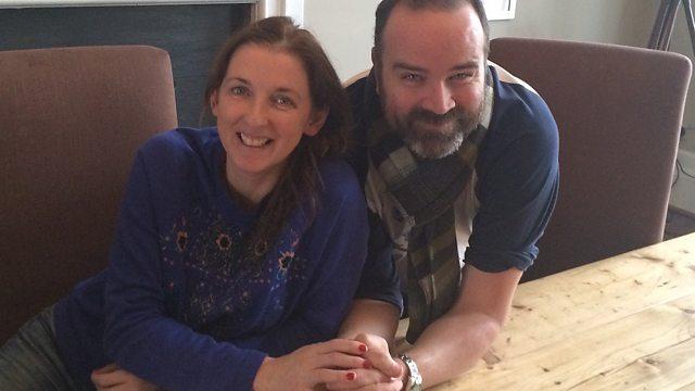 Greg Hemphill and wife