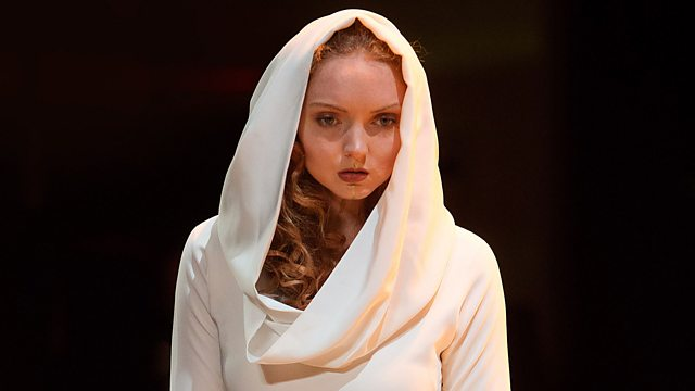 Lily Cole in The Last Days of Troy