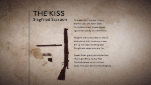 an analysis of siegfried sassoons anti war poem the hero The hero by siegfried sassoon sassoon titles his poem the hero, so the reader assumes the especially not in a war  hero by siegfried sassoon analysis.