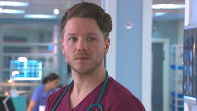 Holby City - Losing Control of the Wheel