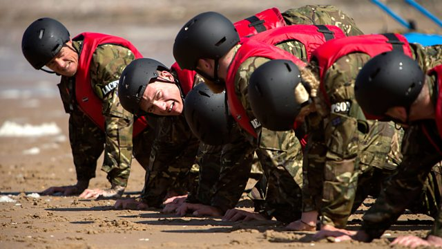 how to prepare for special forces selection