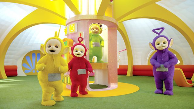 Up And Down Series 1 Teletubbies