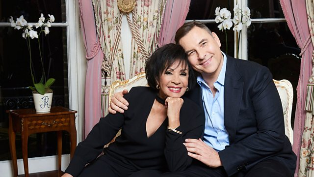 David Walliams Celebrates Dame Shirley Bassey