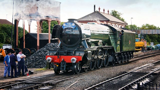 Flying Scotsman: Sounds from the Footplate