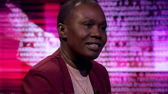 Angelina Teny, Sudan People's Liberation Movement In-Opposition