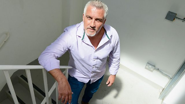 Steve Wright in the Afternoon - Paul Hollywood and Serious Jockin'!