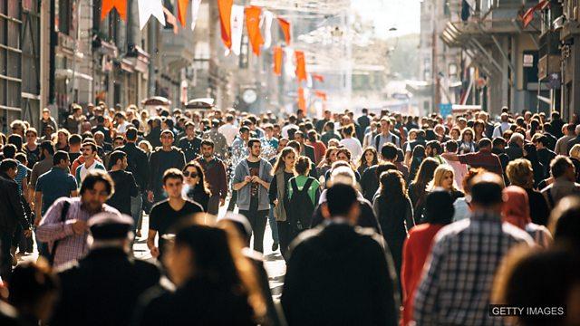 BBC Learning English - 6 Minute English / Pedestrianisation