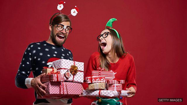 BBC Learning English - 随身英语/ Christmas gift alternatives 不一样 ...