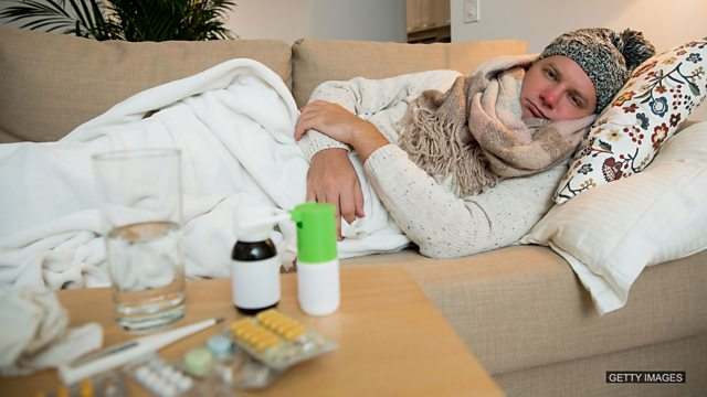 BBC Learning English - 6 Minute English / Is 'man flu' real?