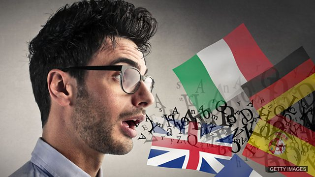 BBC Learning English - 6 Minute English / How do you learn to speak