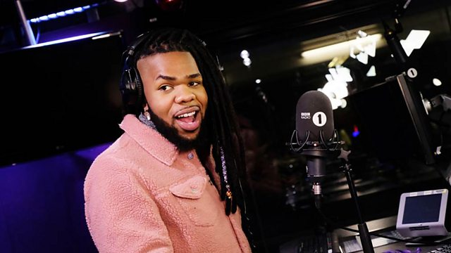 Radio 1's Artist Takeover with... - MNEK
