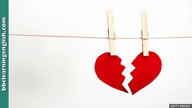 physical symptoms of broken heart
