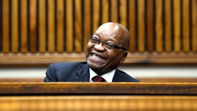 From Our Own Correspondent - The Return of Jacob Zuma?
