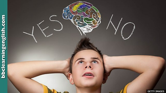 BBC Learning English - 6 Minute English / The teenage brain