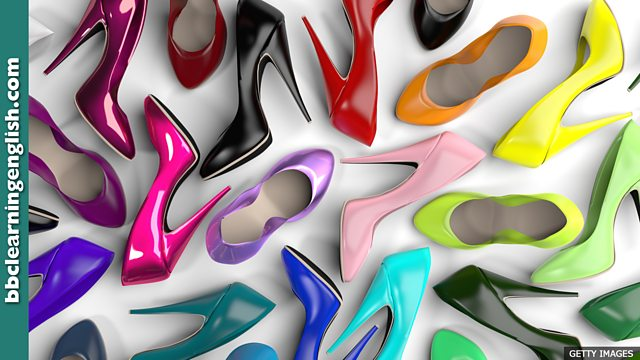 161851f42dff BBC Learning English - 6 Minute English   High heels